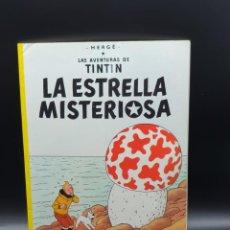 Cómics: LAS AVENTURAS DE TINTIN. LA ESTRELLA MISTERIOSO. Lote 221642391