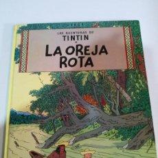 Cómics: TINTIN LA OREJA ROTA QUINTA EDICION 1970. Lote 221678525
