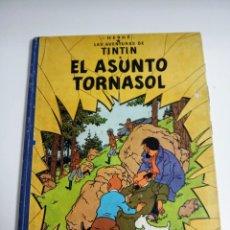Cómics: TINTÍN EL ASUNTO TORNASOL —HERGÉ— EDITORIAL JUVENTUD PRIMERA EDICIÓN. Lote 221948565