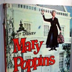 Cómics: MARY POPPINS (WALT DISNEY)- GRANDES ÁLBUMES JUVENTUD - 1ª EDICIÓN 1965. GRAN FORMATO. Lote 221959521