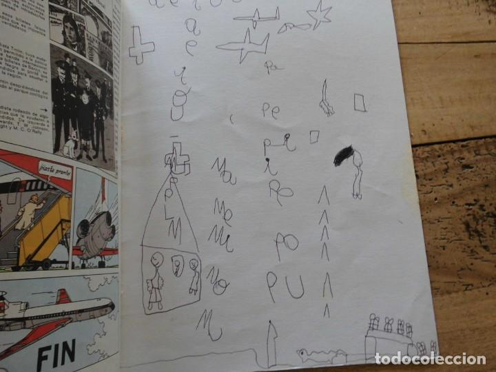 Cómics: TINTIN LA ISLA NEGRA EDICION 11 1988 CARTONE JUVENTUD - Foto 3 - 222044992