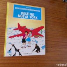 Cómics: LAS AVENTURAS DE JO ZETTE Y JOCKO Nº DESTINO NUEVA YORK EDITA JUVENTUD. Lote 222099967