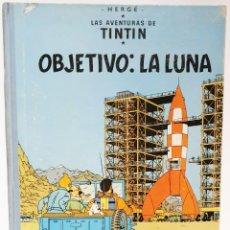 Cómics: TEBEOS TINTIN EDITORIAL JUVENTUD, 5 ANTIGUOS VINTAGES Y 3 MAS MODERNOS ESTAN EN MUY BUEN ESTADO. Lote 222215313