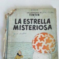Cómics: TINTIN. Lote 222217741