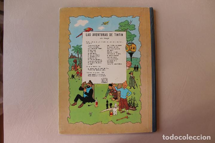 Cómics: TINTIN EN EL CONGO, SEGUNDA EDICIÓN, MUY BUEN ESTADO, INTERIOR IMPECABLE - Foto 3 - 222219660