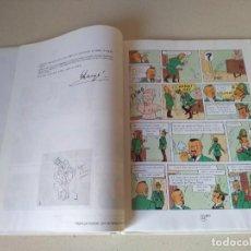 Cómics: EL MUSEO IMAGINARIO DE TINTIN. TAPAS DURAS. Lote 222241550