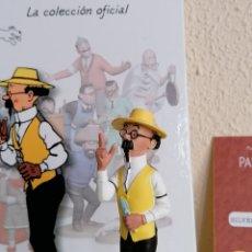Cómics: FIGURA COLECCIÓN TINTIN -TORNASOL JARDINERO- Nº 28. Lote 222264328