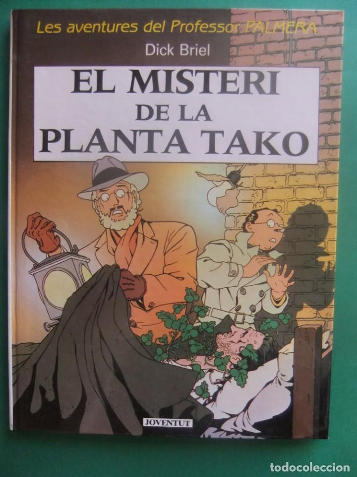 LES AVENTURES DEL PROFESSOR PALMERA EL MISTERI DE LA PLANTA TACO (Tebeos y Comics - Juventud - Otros)