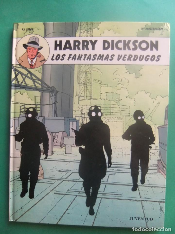 HARRY DICSON TOMO 2 LOS FANTASMAS VERDUGOS JUVENTUD (Tebeos y Comics - Juventud - Otros)