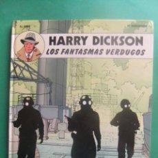 Cómics: HARRY DICSON TOMO 2 LOS FANTASMAS VERDUGOS JUVENTUD. Lote 222356651