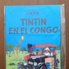 Cómics: TINTÍN EN EL CONGO. Lote 222395411