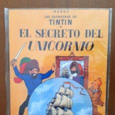 Cómics: EL SECRETO DEL UNICORNIO. Lote 222395512