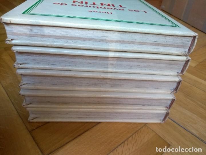 Cómics: Las Aventuras de Tintín completa en 5 tomos - Credilibro - Foto 3 - 222414903