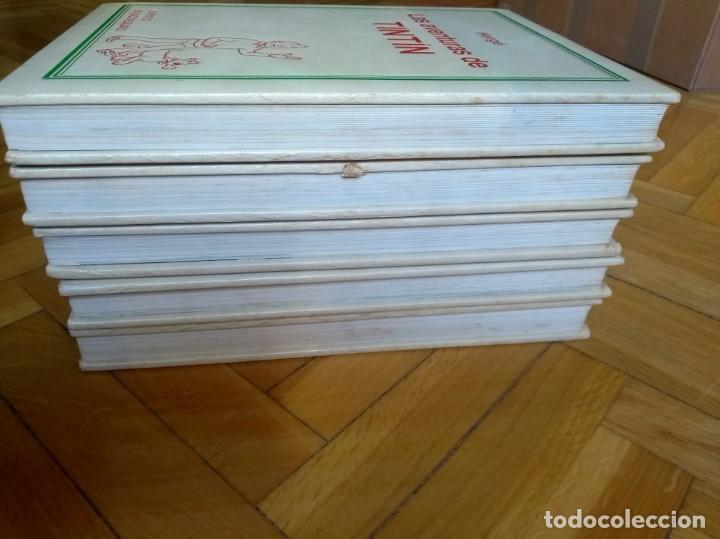 Cómics: Las Aventuras de Tintín completa en 5 tomos - Credilibro - Foto 4 - 222414903