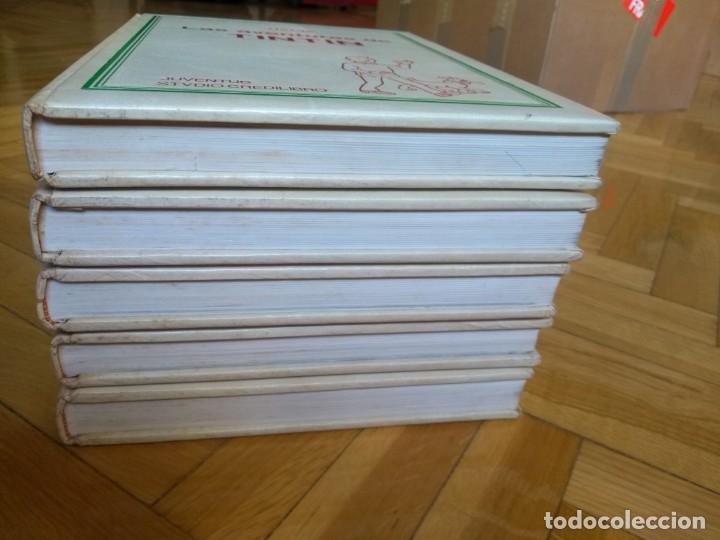 Cómics: Las Aventuras de Tintín completa en 5 tomos - Credilibro - Foto 6 - 222414903