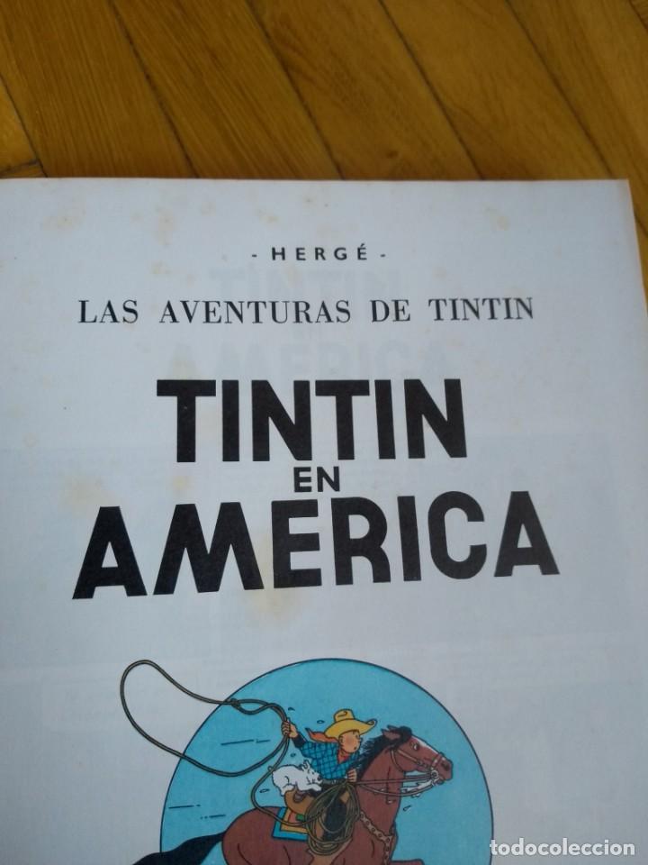 Cómics: Las Aventuras de Tintín completa en 5 tomos - Credilibro - Foto 10 - 222414903