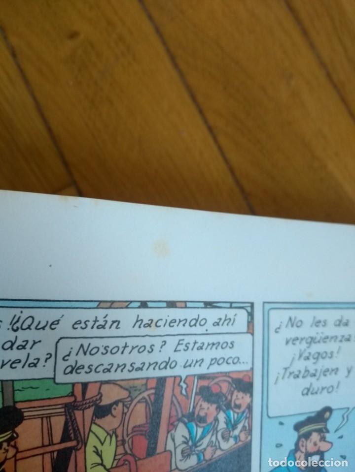 Cómics: Las Aventuras de Tintín completa en 5 tomos - Credilibro - Foto 15 - 222414903