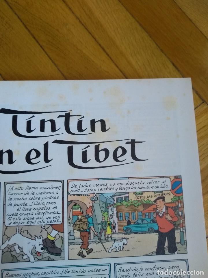 Cómics: Las Aventuras de Tintín completa en 5 tomos - Credilibro - Foto 21 - 222414903