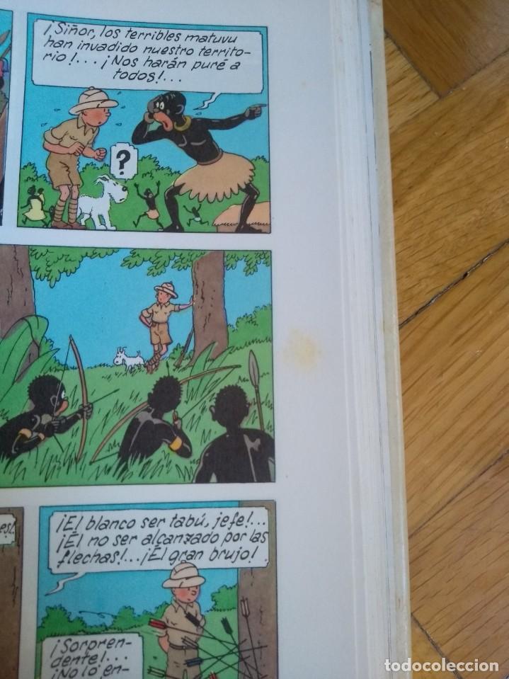 Cómics: Las Aventuras de Tintín completa en 5 tomos - Credilibro - Foto 29 - 222414903