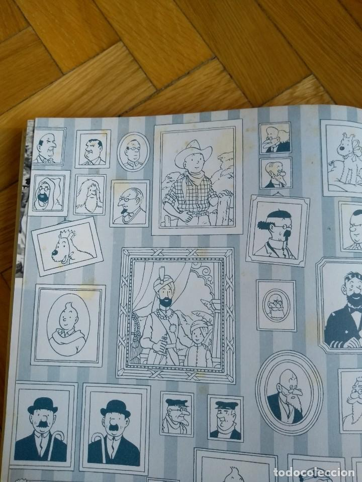 Cómics: Las Aventuras de Tintín completa en 5 tomos - Credilibro - Foto 30 - 222414903