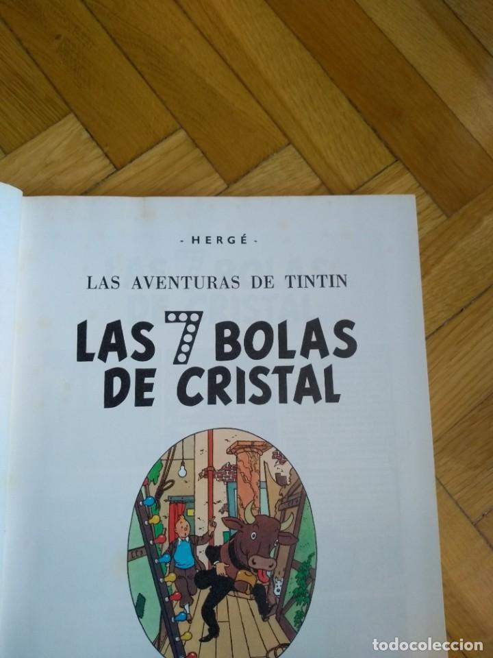 Cómics: Las Aventuras de Tintín completa en 5 tomos - Credilibro - Foto 33 - 222414903