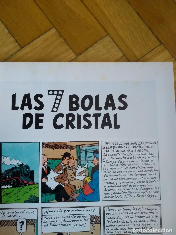 Cómics: Las Aventuras de Tintín completa en 5 tomos - Credilibro - Foto 34 - 222414903