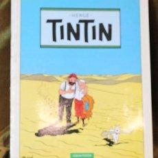 Cómics: TINTÍN, ALBÚM POSTER Nº 2, 7 POSTER 29 X 39 CM, BUEN ESTADO DE CONSERVACIÓN, 1987. Lote 222456661