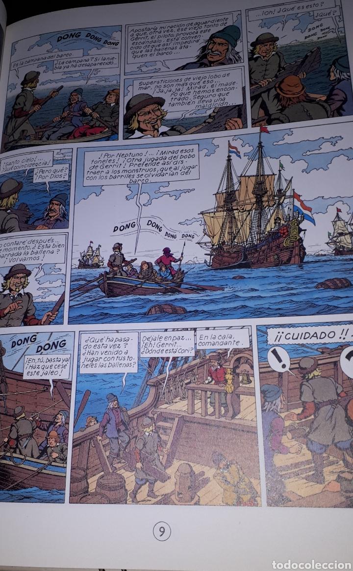 Cómics: LA EXPEDICIÓN MALDITA CORI EL GRUMETE BOB DE MOOR - Foto 2 - 222471620