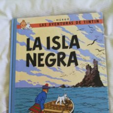 Cómics: TINTIN EDICIÓN ESPECIAL LA ISLA NEGRA 1990 PERFECTO ESTADO. Lote 222673378