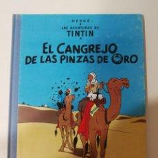 Cómics: TINTIN EDICIÓN ESPECIAL 1990 EL CANGREJO DE LAS PINZAS DE ORO. Lote 222693223