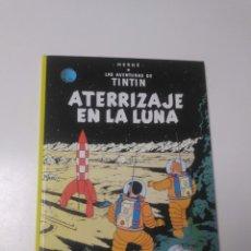 Cómics: TINTÍN ATERRIZAJE EN LA LUNA TAPA DURA EDITORIAL JUVENTUD 2005 EDICIÓN 23. Lote 222709435
