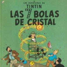 Cómics: TINTIN: LAS 7 BOLAS DE CRISTAL. JVENTUD. HERGÉ. Lote 222740066