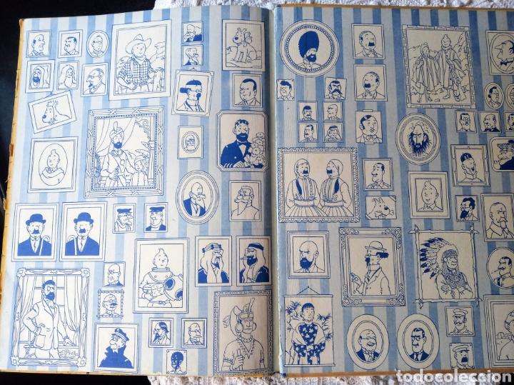Cómics: TINTÍN EL ASUNTO TORNASOL —HERGÉ— EDITORIAL JUVENTUD PRIMERA EDICIÓN - Foto 6 - 221948565