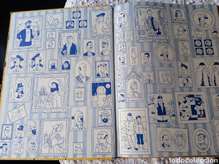 Cómics: TINTÍN EL ASUNTO TORNASOL —HERGÉ— EDITORIAL JUVENTUD PRIMERA EDICIÓN - Foto 7 - 221948565