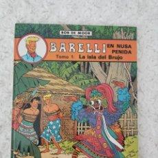 Cómics: BARELLI EN NUSA PENIDA - TOMO 1 - LA ISLA DEL BRUJO. Lote 222966140