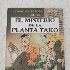 Cómics: LAS AVENTURAS DEL PROFESOR PALMERA - EL MISTERIO DE LA PLANTA TAKO. Lote 222966592