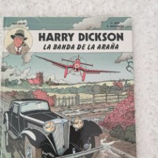 Cómics: HARRY DICKSON - LA BANDA DE LA ARAÑA -N. 1. Lote 222968197