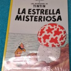 Comics: LAS AVENTURAS DE TINTÍN: LA ESTRELLA MISTERIOSA. HERGÉ. ÁLBUMES TAPA BLANDA. JUVENTUD.. Lote 223199825
