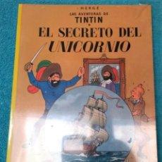 Comics: LAS AVENTURAS DE TINTÍN: EL SECRETO DEL UNICORNIO. HERGÉ. ÁLBUMES TAPA BLANDA. JUVENTUD.. Lote 223200197