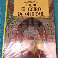Cómics: LAS AVENTURAS DE TINTÍN: EL CETRO DE OTTOKAR. HERGÉ ÁLBUMES TAPA BLANDA. JUVENTUD.. Lote 244714375