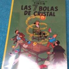 Cómics: LAS AVENTURAS DE TINTÍN: LAS 7 BOLAS DE CRISTAL. HERGÉ. ÁLBUMES TAPA BLANDA. JUVENTUD.. Lote 269252358
