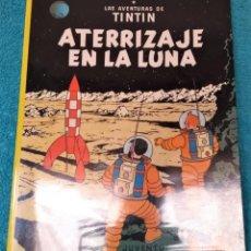 Comics: LAS AVENTURAS DE TINTÍN: ATERRIZAJE EN LA LUNA. HERGÉ. ÁLBUMES TAPA BLANDA. JUVENTUD.. Lote 223202176