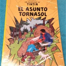 Comics: LAS AVENTURAS DE TINTÍN: EL ASUNTO TORNASOL. HERGÉ. ÁLBUMES TAPA BLANDA. JUVENTUD.. Lote 223202278