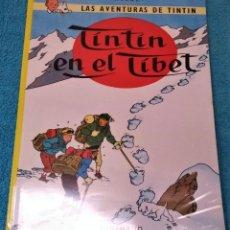 Comics: LAS AVENTURAS DE TINTÍN: EN EL TIBET. HERGÉ. ÁLBUMES TAPA BLANDA. JUVENTUD.. Lote 223202467