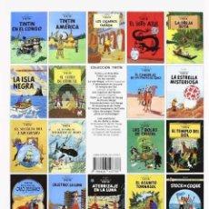Comics: LAS AVENTURAS DE TINTÍN. COLECCIÓN COMPLETA DE 23 TOMOS. NUEVA - HERGÉ. Lote 223428266