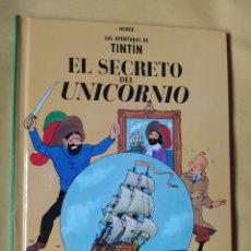 Cómics: EDICIÓN SECUESTRADA-MINI TINTÍN RAREZA-CASTERMAN-SECRETO DEL UNICORNIO -2001-COMO NUEVO. Lote 223489450