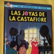 Cómics: EDICIÓN SECUESTRADA-MINI TINTÍN RAREZA-CASTERMAN-JOYAS CASTAFIORE -2002-COMO NUEVO. Lote 223489523