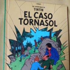 Cómics: EDICIÓN SECUESTRADA-MINI TINTÍN-CASTERMAN-EL CASO TORNASOL -2002-COMO NUEVO. Lote 223490426