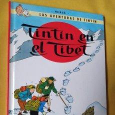 Cómics: EDICIÓN SECUESTRADA-MINI TINTÍN-CASTERMAN RAREZA-TINTÍN EN EL TIBET -2002-COMO NUEVO. Lote 223490533