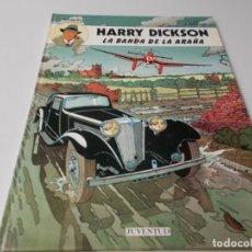 Cómics: HARRY DICKSON Nº 1 LA BANDA DE LA ARAÑA. Lote 223671917